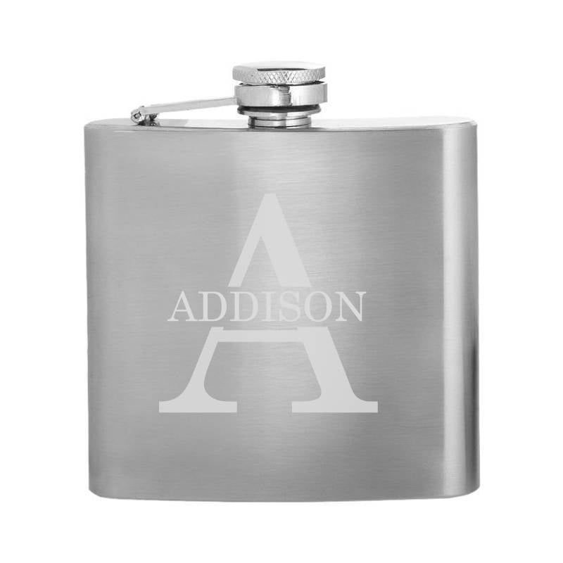 Groomsmen Gifts Personalized Wedding Flasks Engraved Gift Flasks Custom Groomsmen Flasks - urweddinggifts