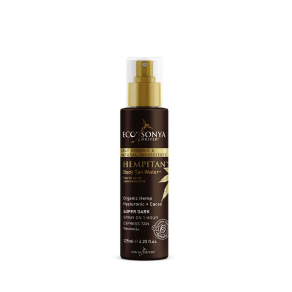 Eau Autobronzante Corps - Hempitan Body Tan Water - ECO BY SONYA