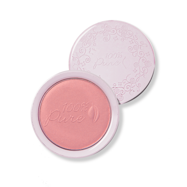 Blush poudre - Pigments de fruits - 100%Pure - Chiffon
