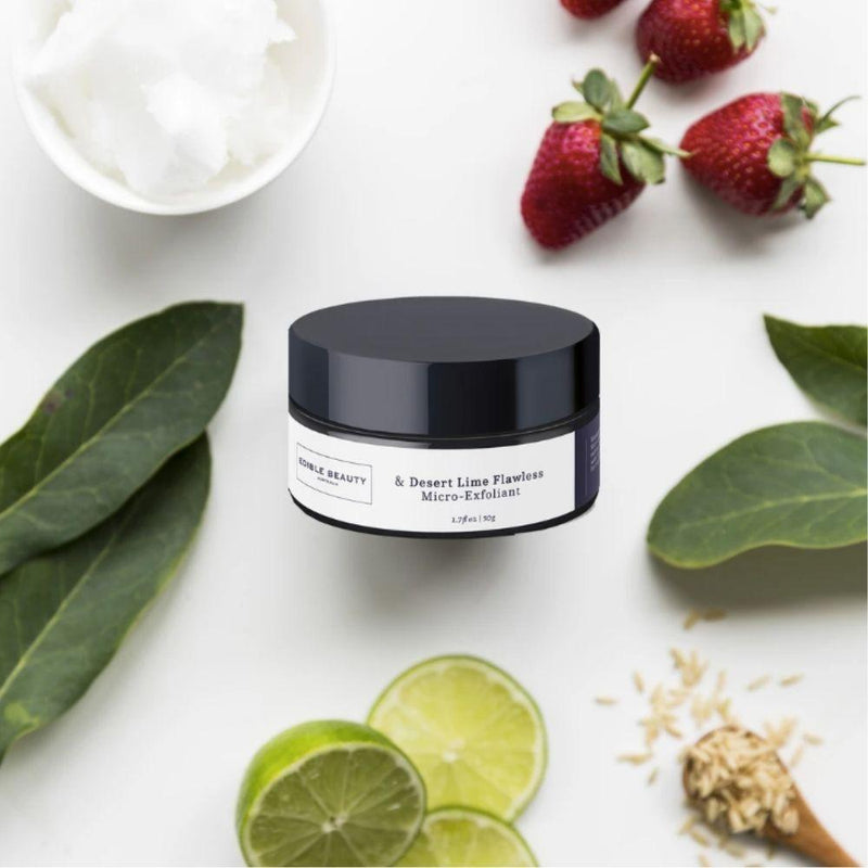 Desert Lime Flawless Micro-Exfoliant Edible Beauty