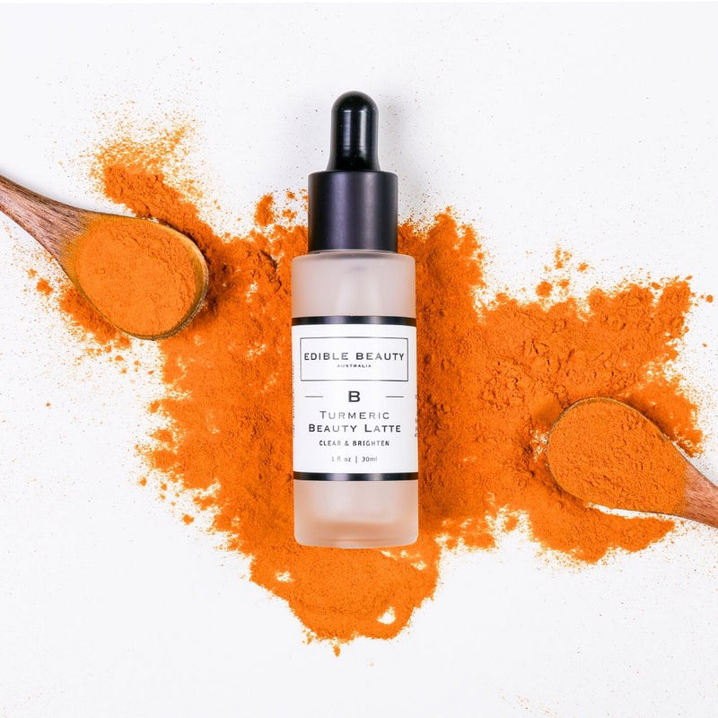 Tumeric Beauty Latte - Serum Edible Beauty