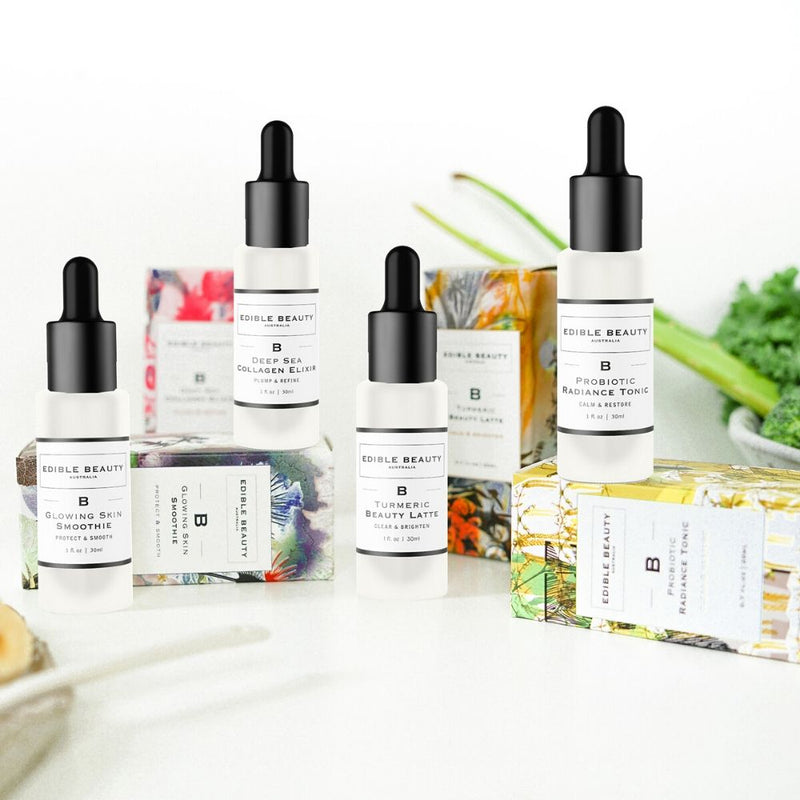 Probiotic Radiance Tonic serum Edible Beauty
