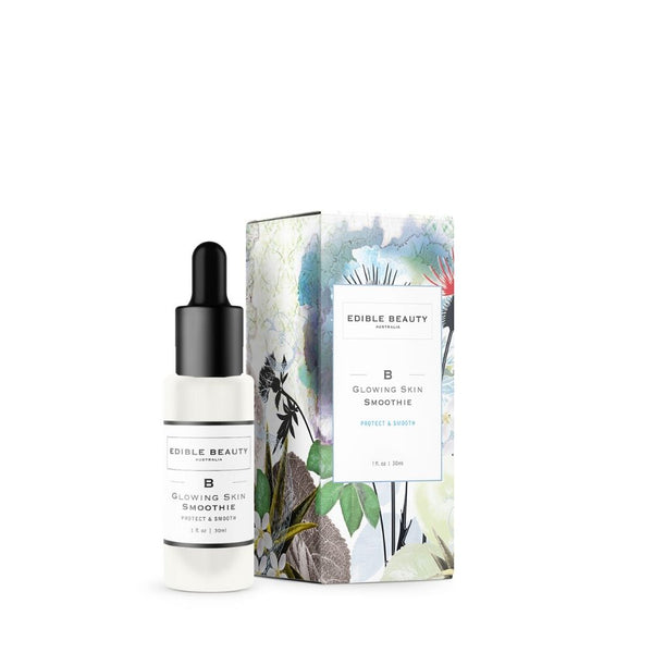 Glowing Skin Smoothie - Pré-Serum Lissant edible beauty