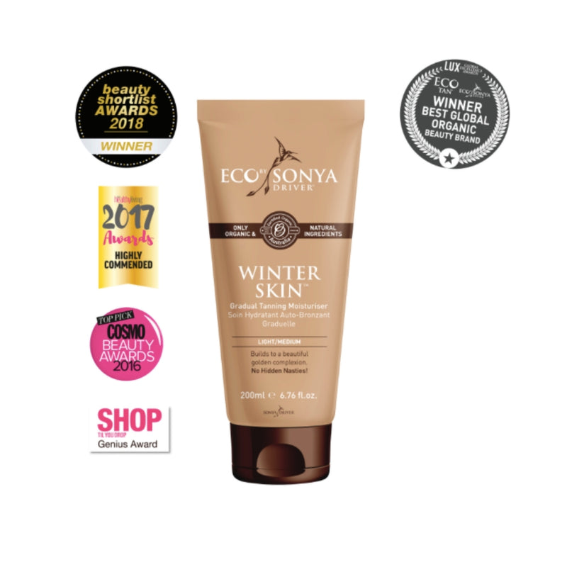 ECO BY SONYA - Lotion Autobronzante Corps BIO - Winter Skin
