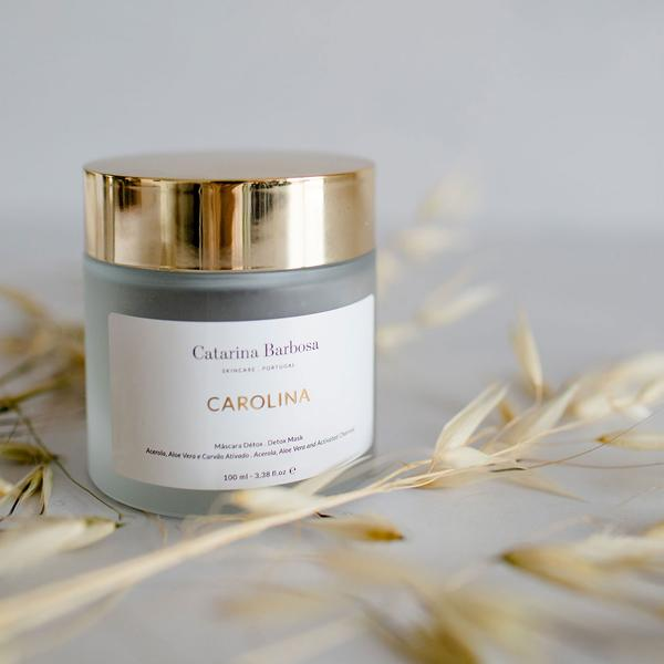 CAROLINA - MASQUE DETOX - CATARINA BARBOSA SKINCARE