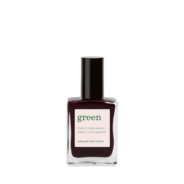 Hollyhock - Vernis Green