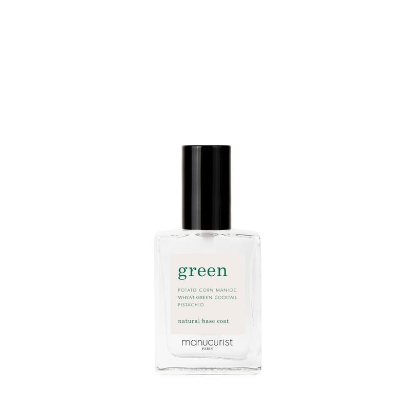 Base Coat Green MANUCURIST