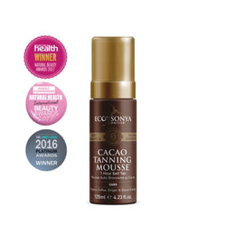 Cacao Tanning Mousse Eco by Sonya