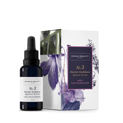 No. 3 Exotic Goddess Ageless Serum edible beauty