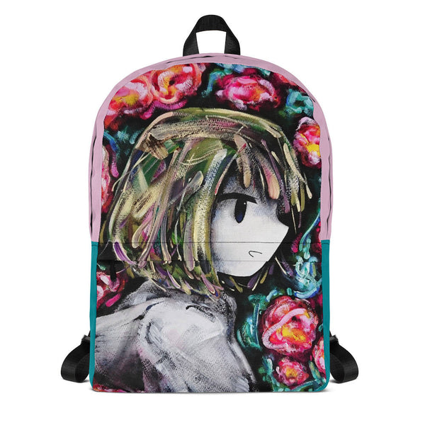 backpack grandiflora front