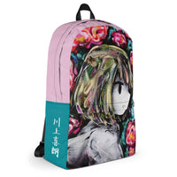 backpack campsis grandiflora left