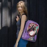 backpack purple aura lifestyle 2