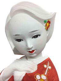 hakata doll red girl 3