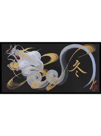 japanese dragon painting DRG W 0053 1
