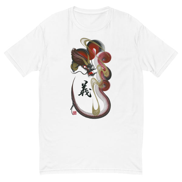 Red dragon t-shirt with