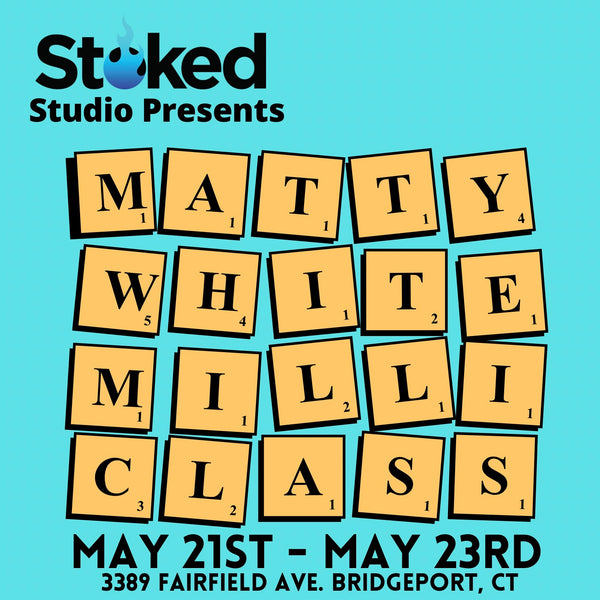 STOKED STUDIO PRESENTS: MATTY WHITE