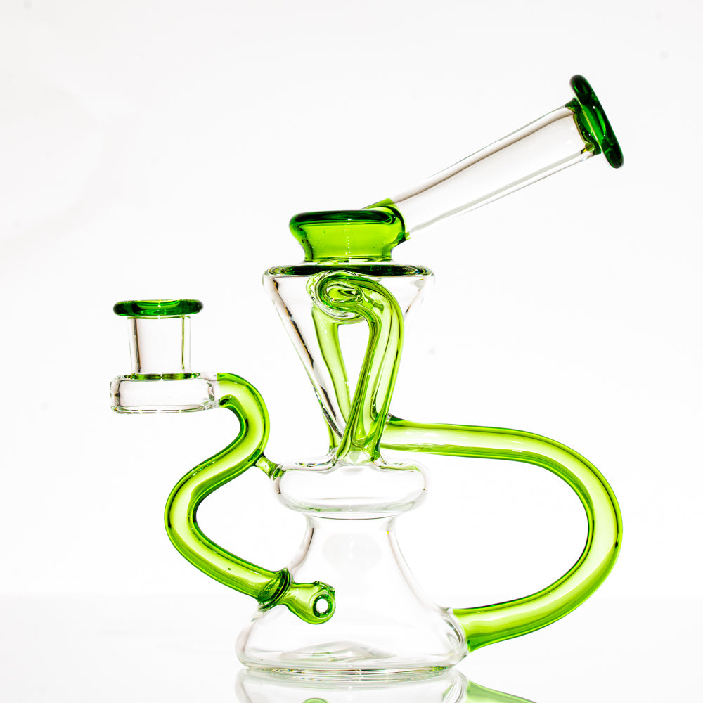 Connor McGrew - Portland Green Accented Floating Recycler