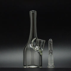 Weeje Clear Bottle Rig