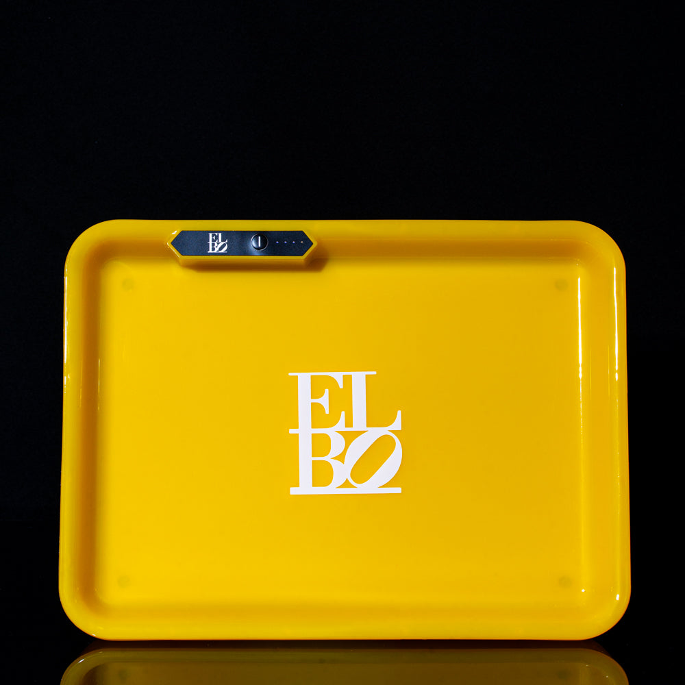 Elbo - Gold Glow Tray