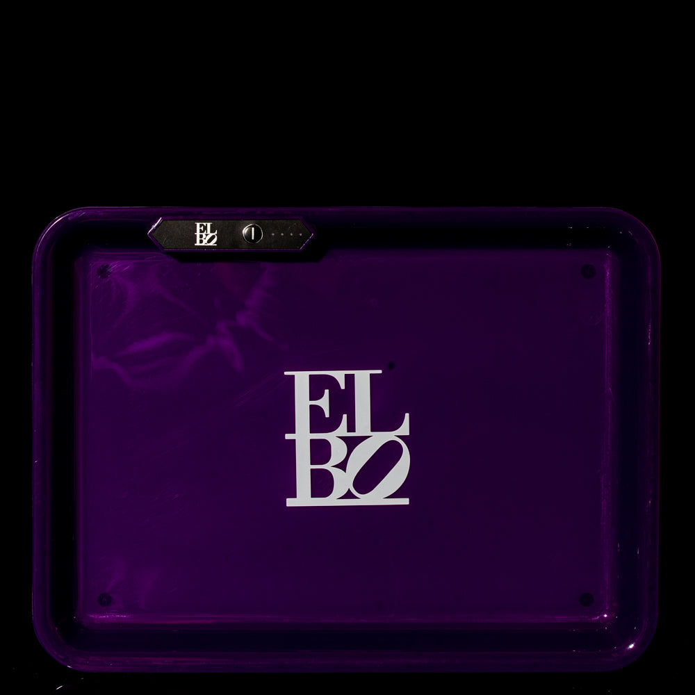 Elbo - Purple Glow Tray