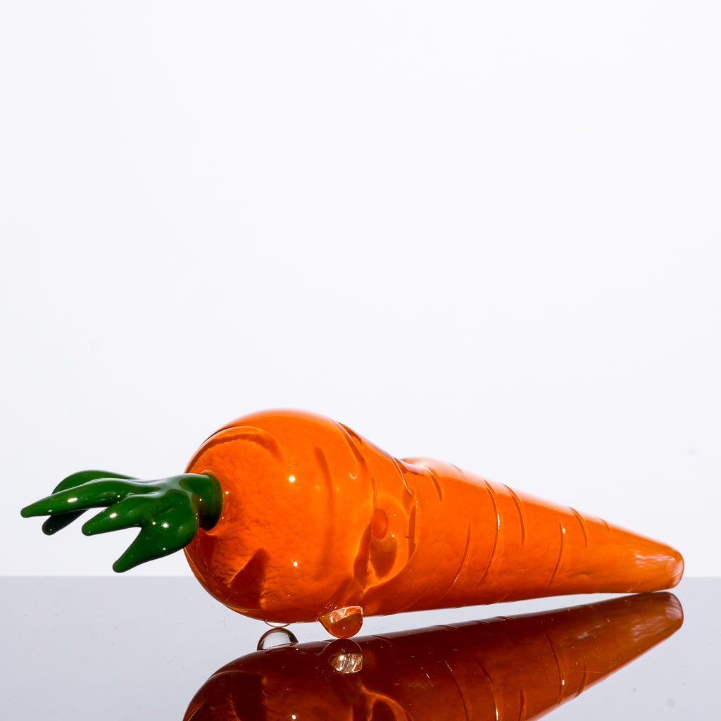 I Love Frank Glass - Carrot Pipe