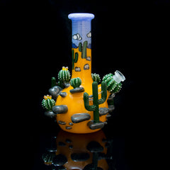 Grimm Glass Single Layer Cactus Tube
