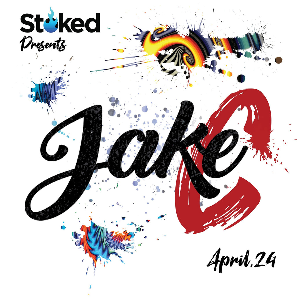 STOKED PRESENTS: JAKE C VIP ACCESS