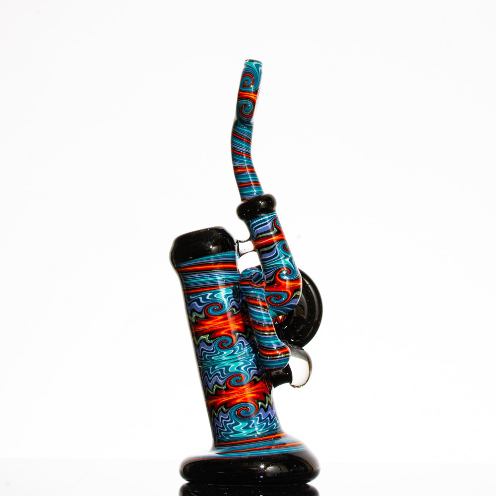 Mike Fro - Fire & Ice Push Bubbler