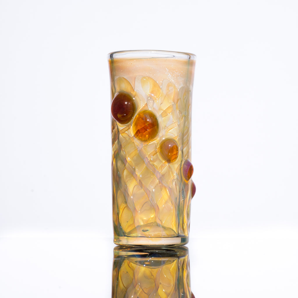 """Shoot the Sh*t"" Mistic Glass Shot Glass"