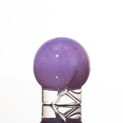 One Trick Pony - Purple Lilac Marble Spinner