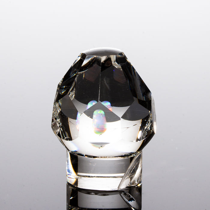 One Trick Pony Faceted Opal Marble Spinner cap