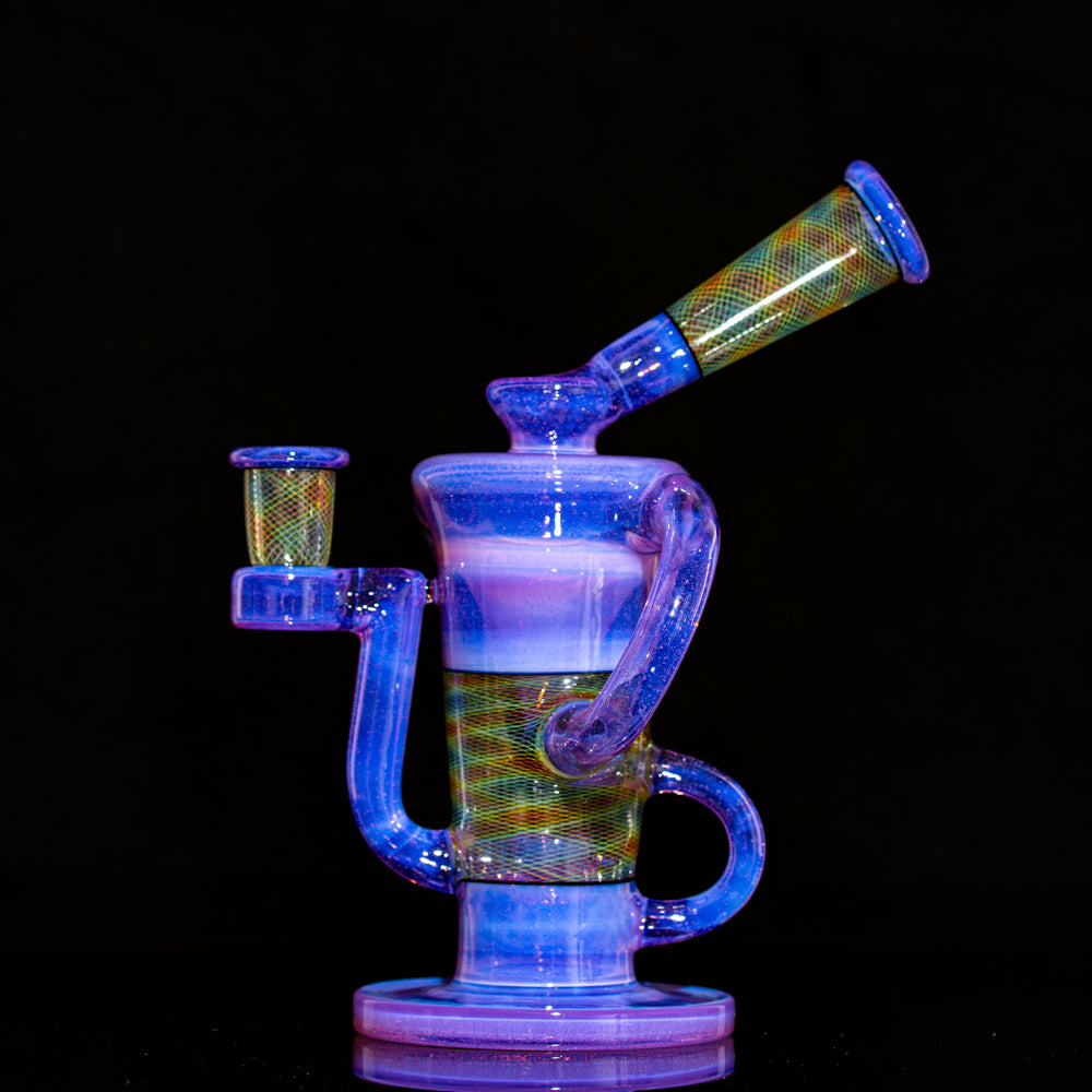 Stevie P - Pink Slyme & Rainbow Retti Double Uptake Klein Recycler