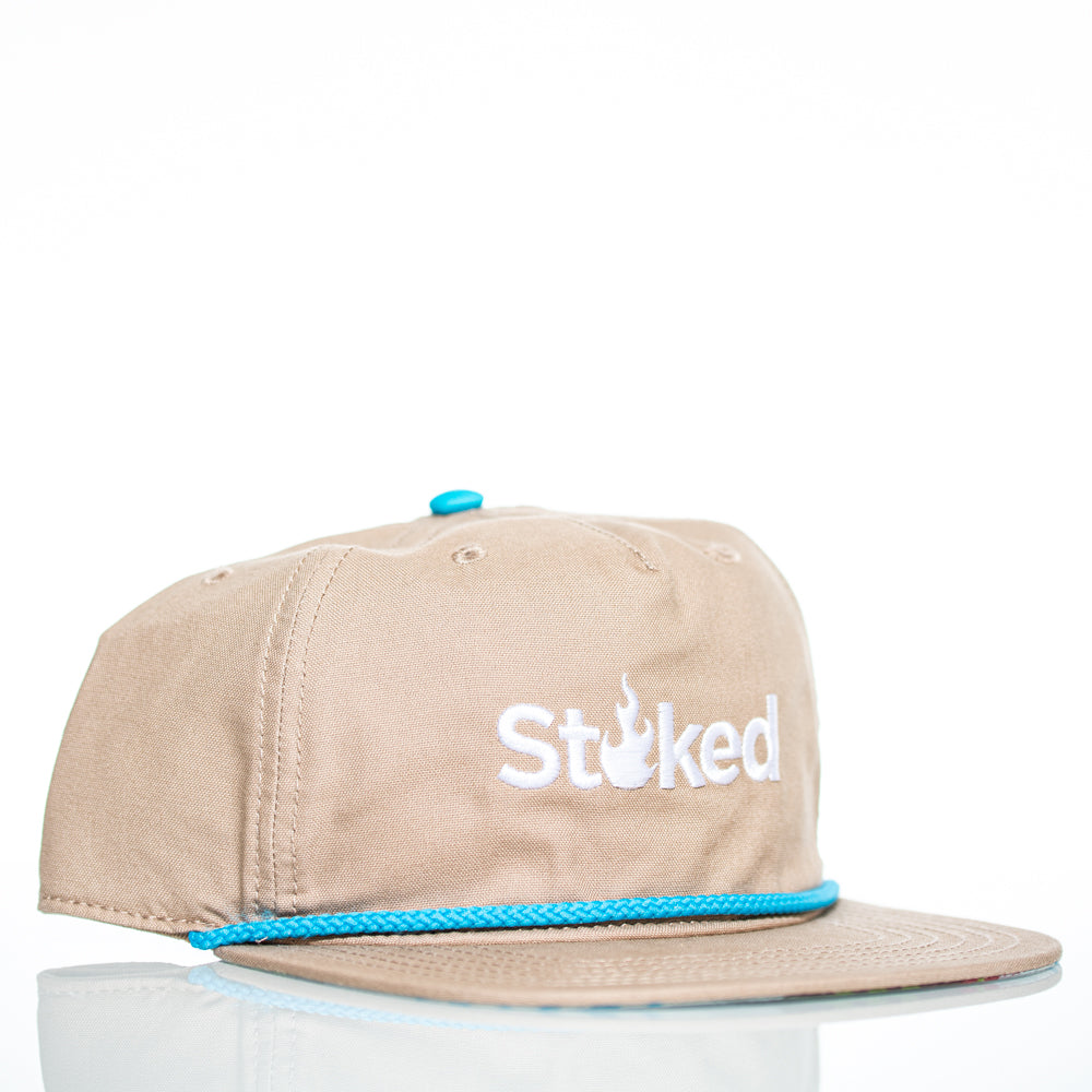 Stoked Provisions - Captains Hat