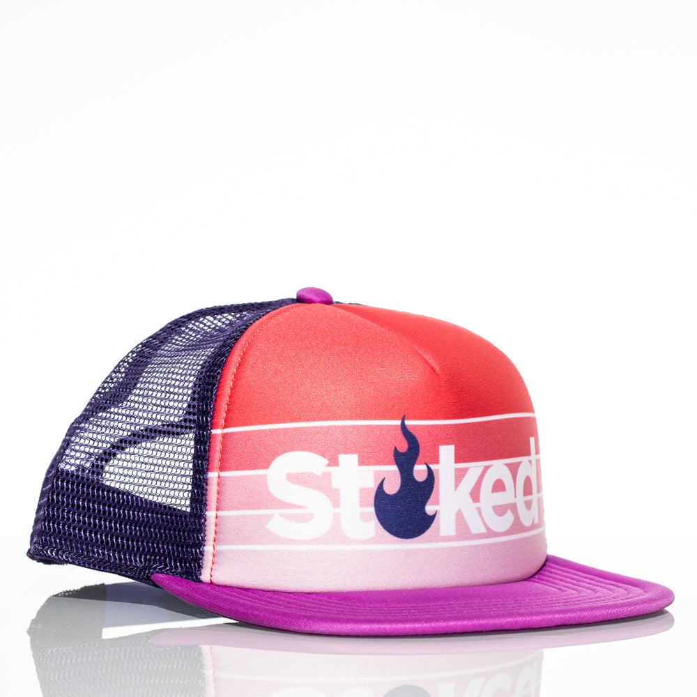 Stoked Apparel - Vice City Hat