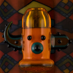 Brian Jacobson Fillacello Kachina Totem Tube