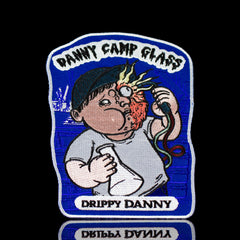 "Danny Camp ""Return Of The Tut"" Exclusive 'Drippin Danny' Patch"