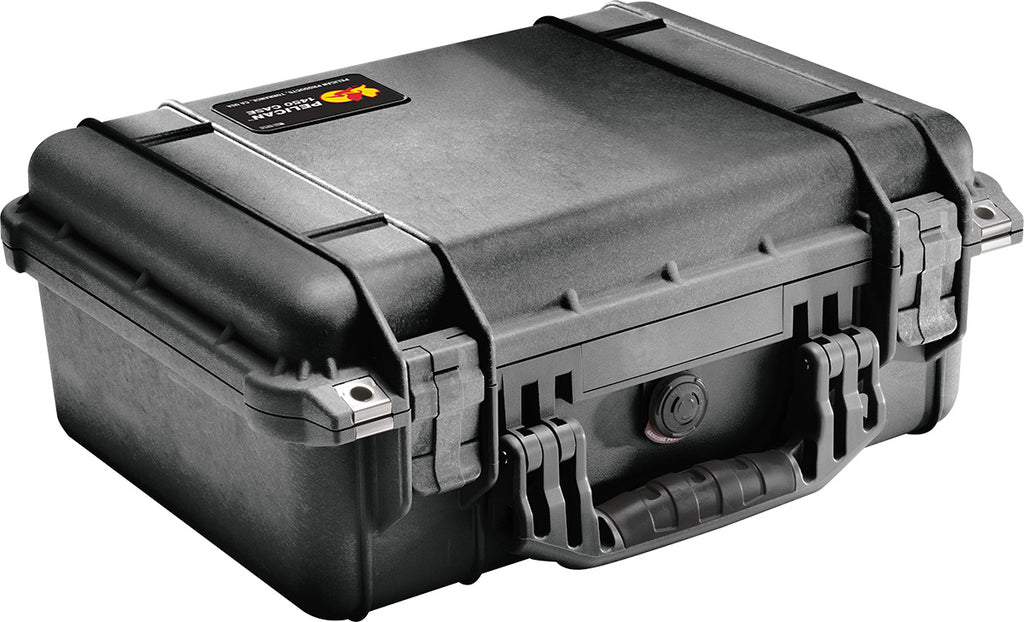 Pelican 1450 Case Black
