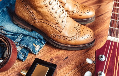 How to Wear Brogue Shoes with Jeans and look Stylish