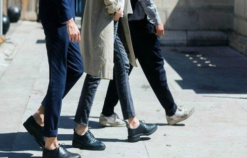 4 Best Types of Outfits to Style with Derby Shoes