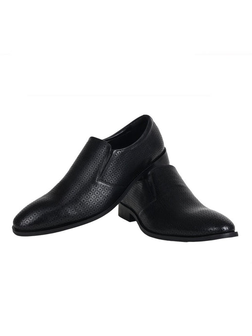 The Flamboyant Black Loafer