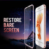 7D Screen Protector Voor Iphone 5/6/7/8/X/SE/PLUS - Indigo Markt