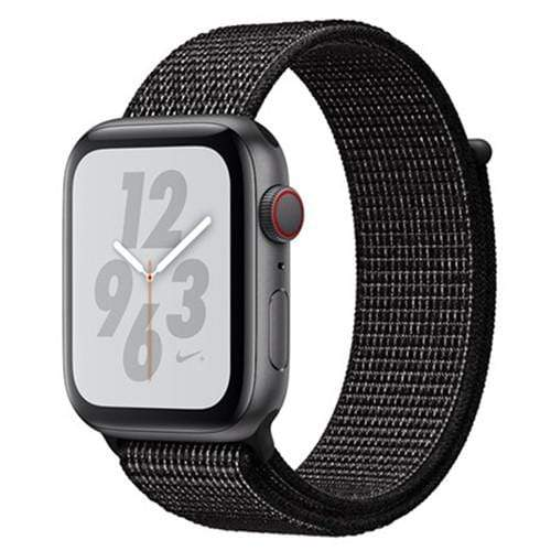 Apple Smartwatch bandje voor 4 3 2 en 1 in verschillende kleuren Apple Watch flash black / 42mm / 44mm Korting