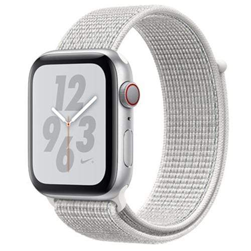 Apple Smartwatch bandje voor model 4 3 2 en 1 in verschillende kleuren Apple Watch flash white / 42mm / 44mm Korting