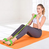 Fitness Elastiek- Resistance Power Band - Fitnessbanden / Weerstandskabel