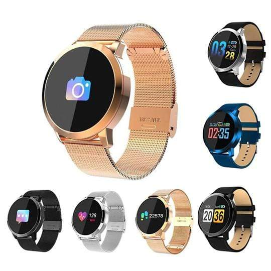 SMARTWATCH Q8+ (LIMITED EDITION) Korting