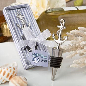 Anchor Me- wine stopper