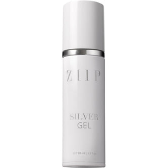 Image: ZIIP Beauty - Gel Silver 80ml