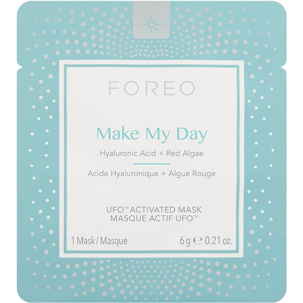 Image of Masque activé FOREO Make My Day UFO (Lot de 7)