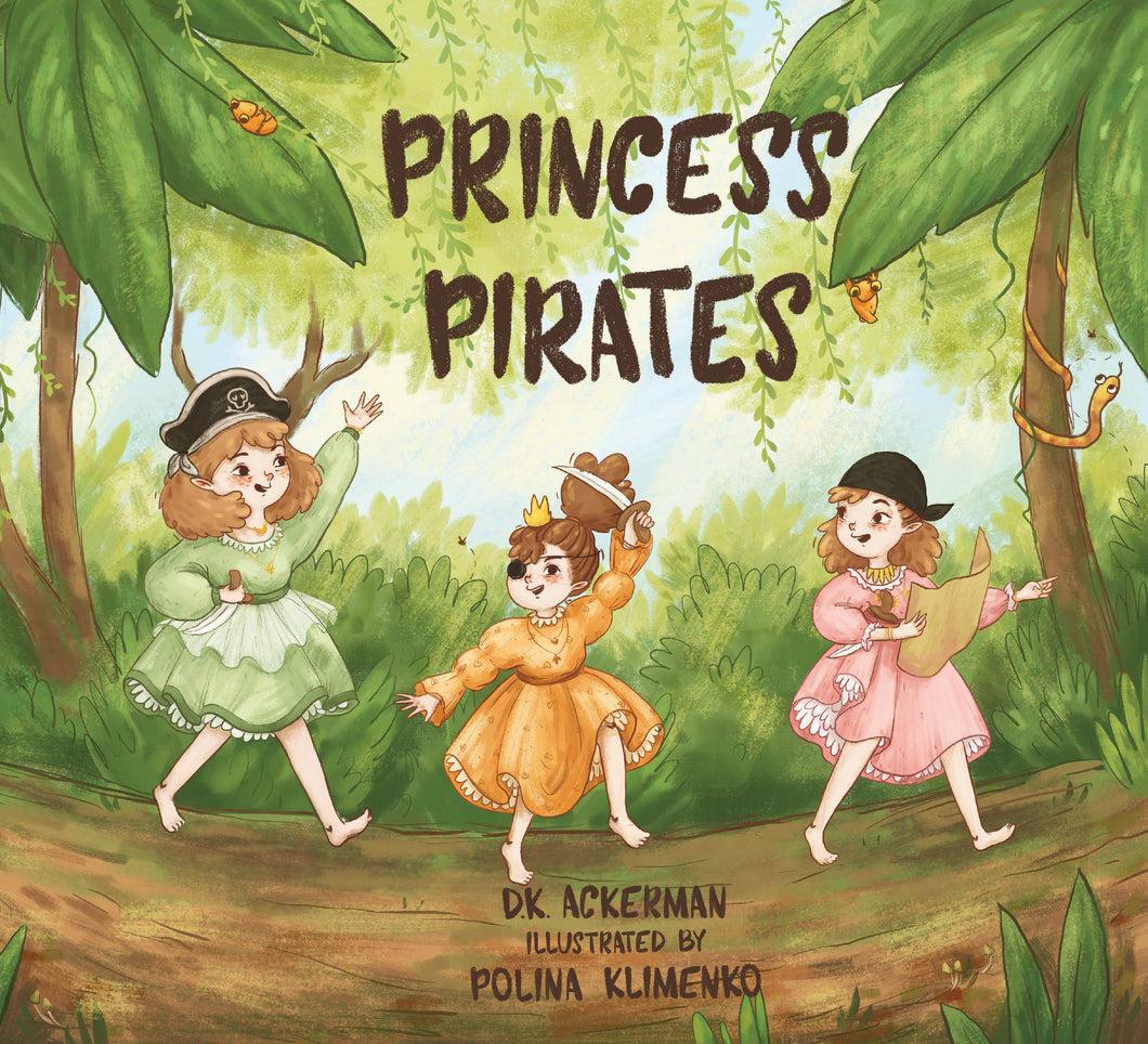 Princess Pirates ebook