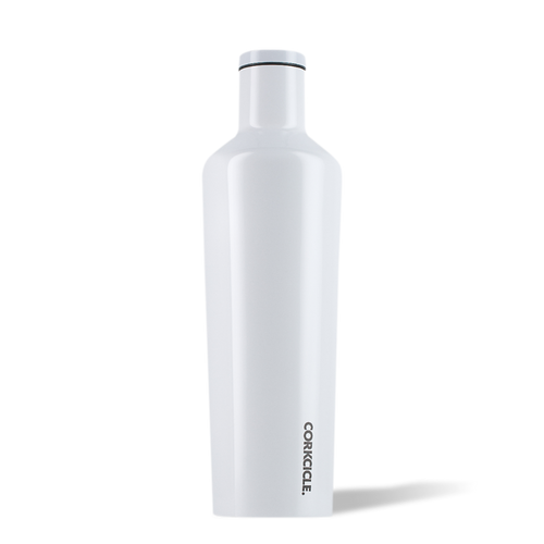 Dipped White Canteen 25oz